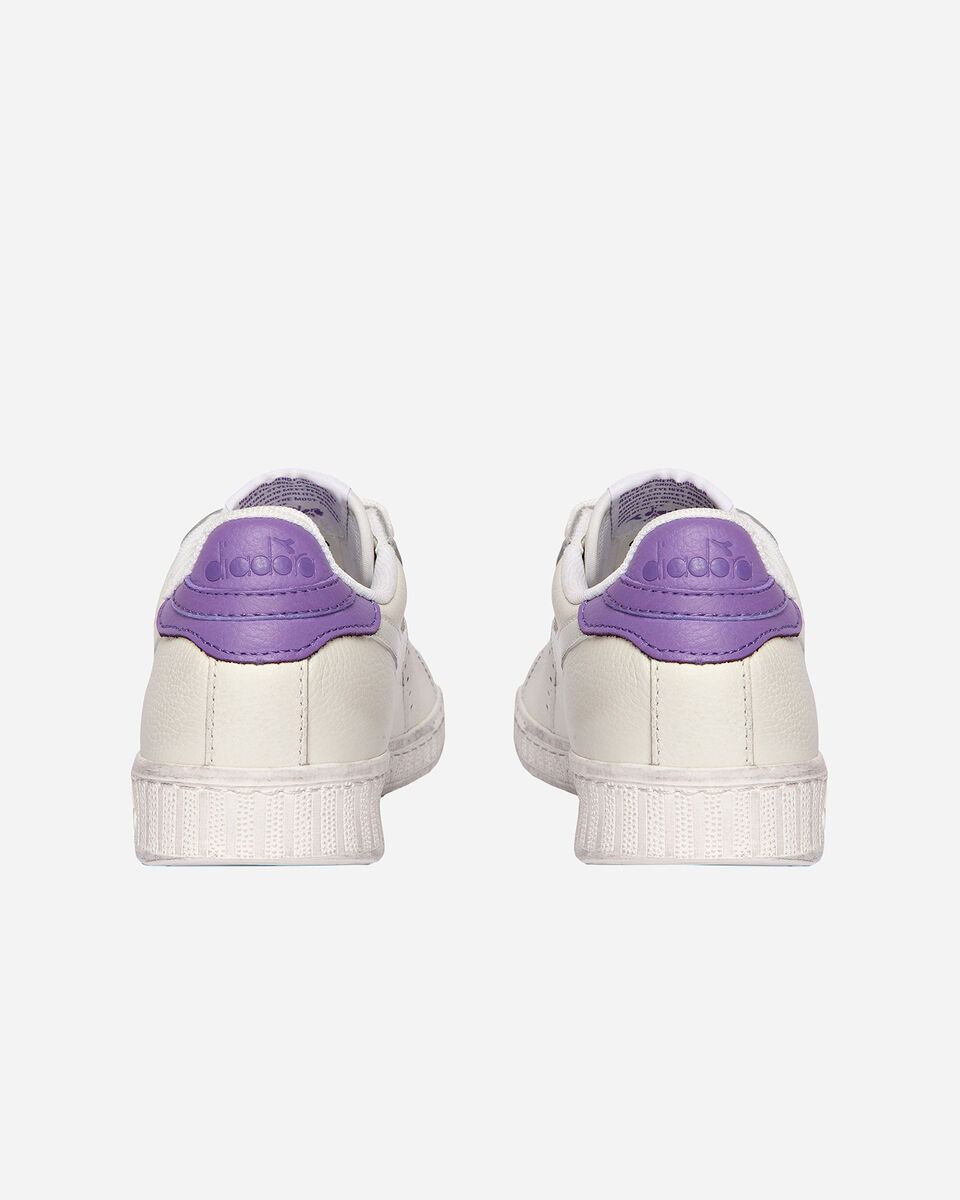 Scarpe sneakers DIADORA GAME L LOW WAXED W S5171105 scatto 4