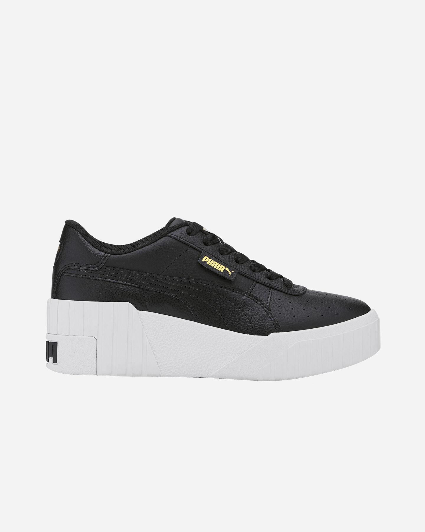 Scarpe sneakers PUMA CALI WEDGE W S5234471 scatto 0
