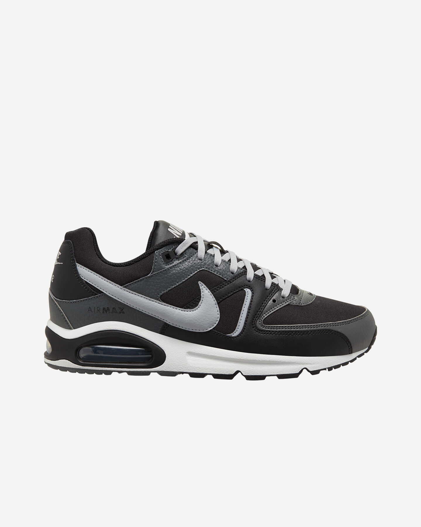 Scarpe sneakers NIKE AIR MAX COMMAND LEATHER M S5248090 scatto 0