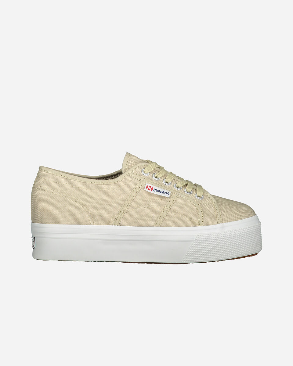 Scarpe sneakers SUPERGA 2790ACOTW LINE UP AND DOWN W S4069189 scatto 0