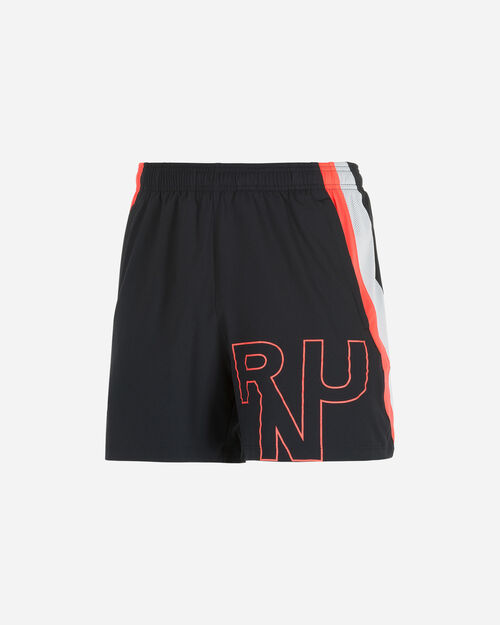 "Short running UNDER ARMOUR 5"" LAUNCH SW M"