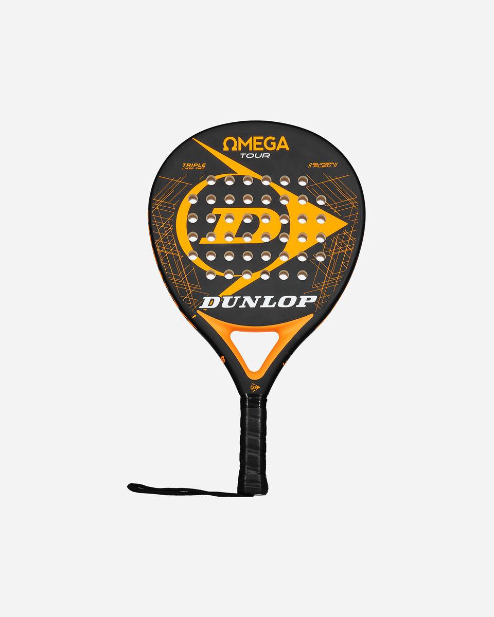 Racchetta paddle DUNLOP OMEGA TOUR S5206349|UNI|UNI scatto 0