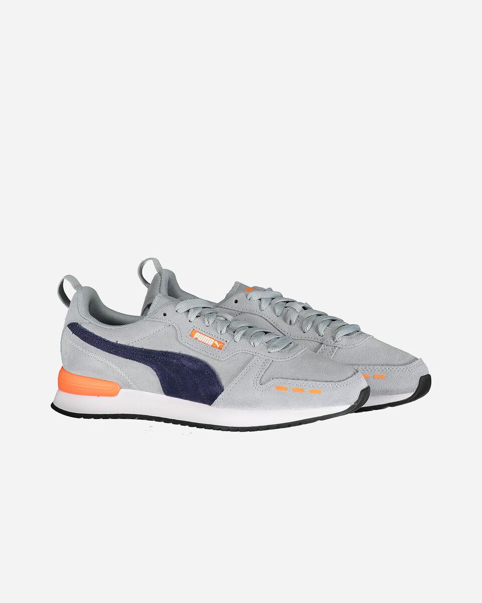 Scarpe sneakers PUMA R78 SD M S5238265 scatto 1