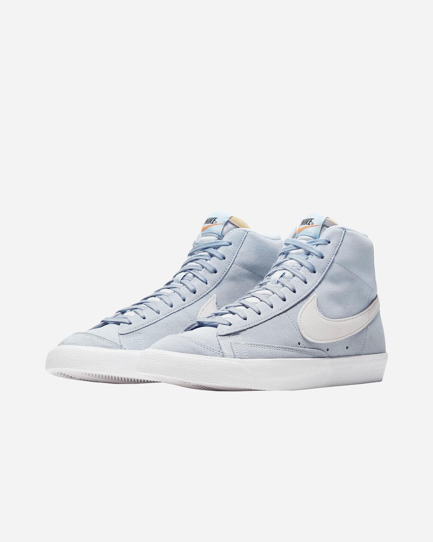 Scarpe sneakers NIKE BLAZER MID '77 M S5199851 scatto 1