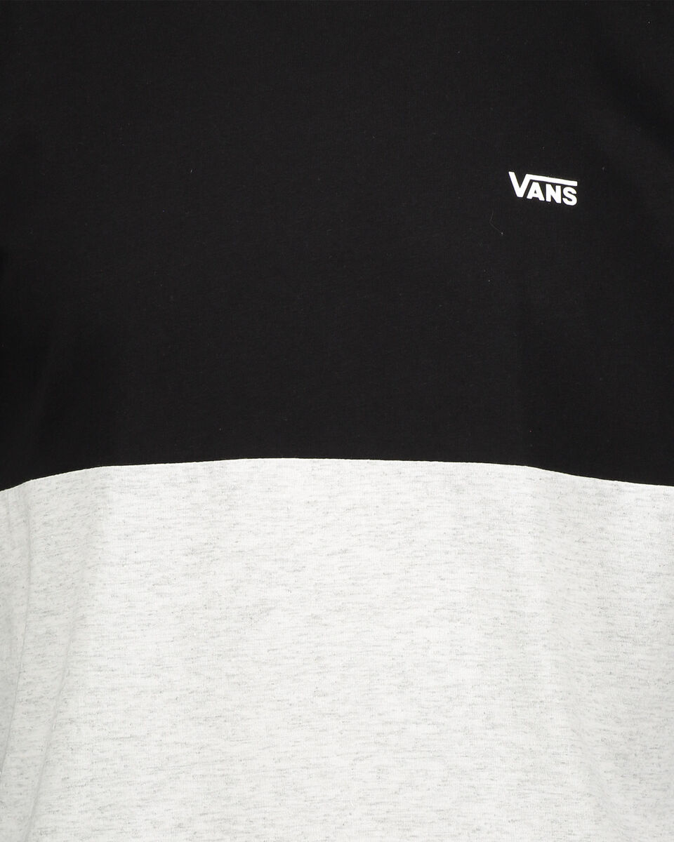 T-Shirt VANS MC COLOR BLOCK M S5186768 scatto 2