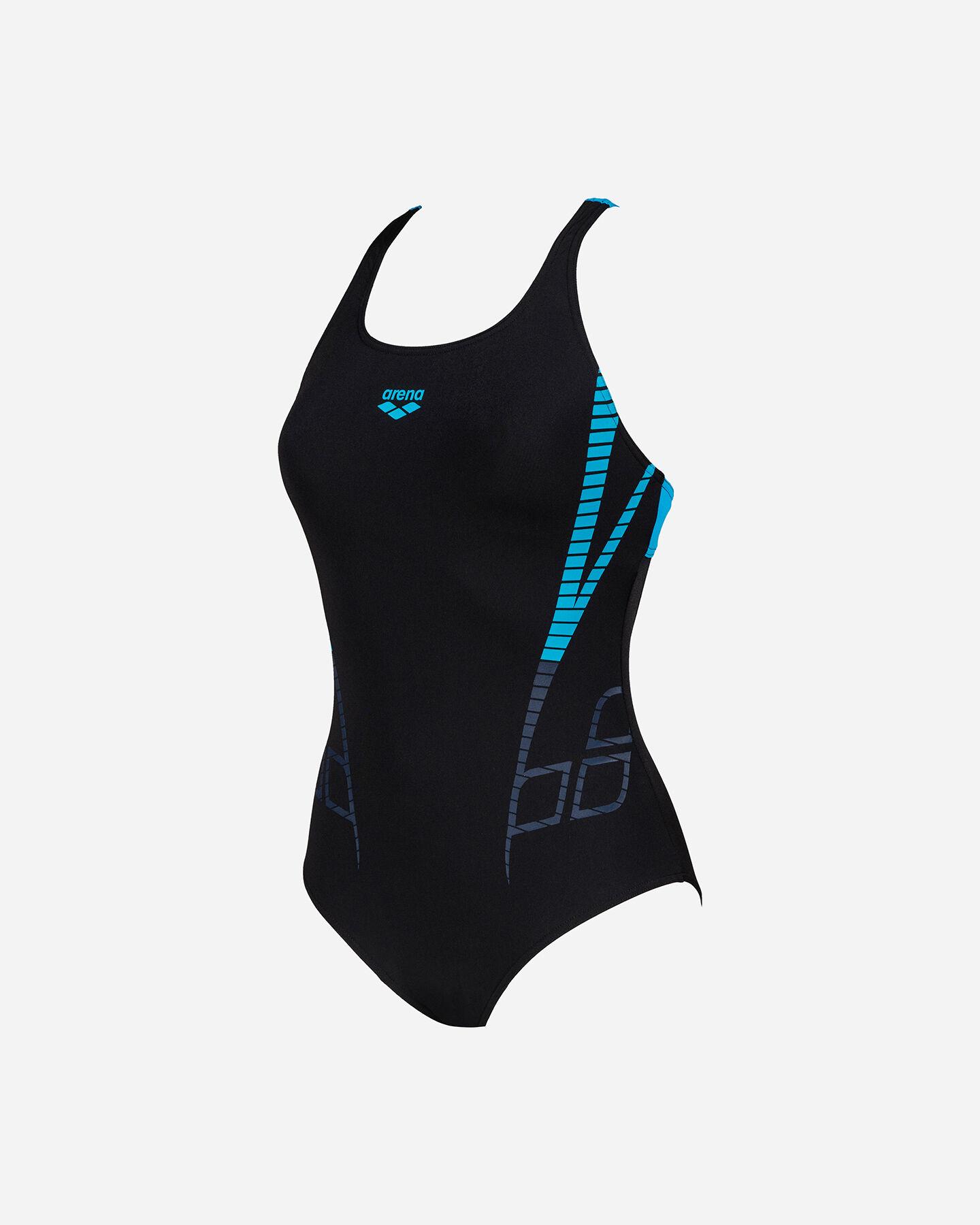 Costume piscina ARENA SHINER PRO BACK W S5265117 scatto 0