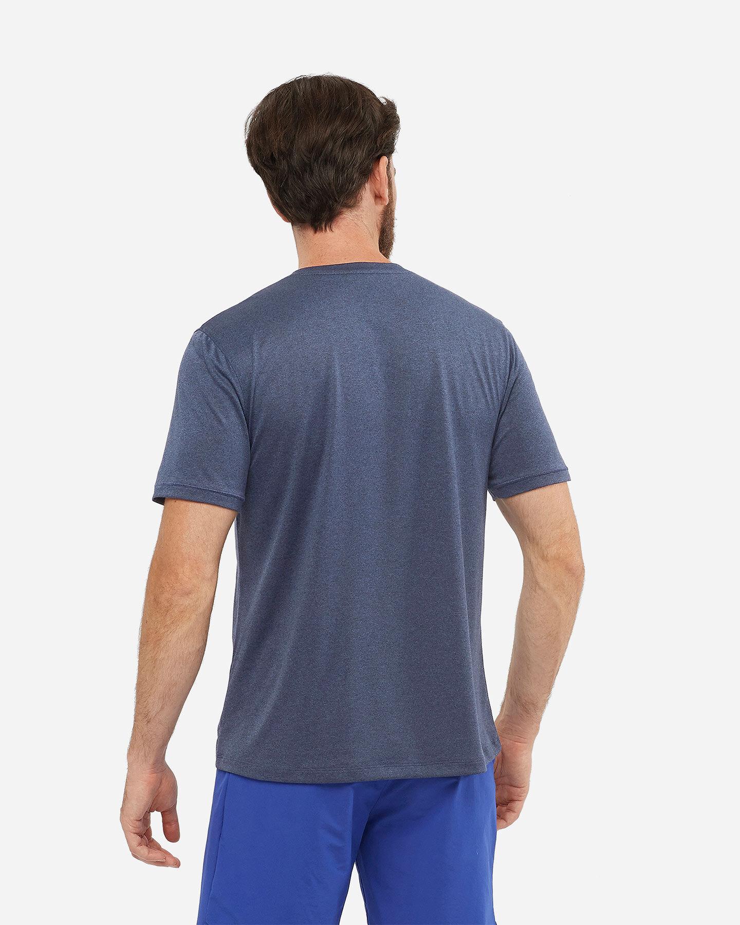 T-Shirt SALOMON EXPLORE M S5288514 scatto 2