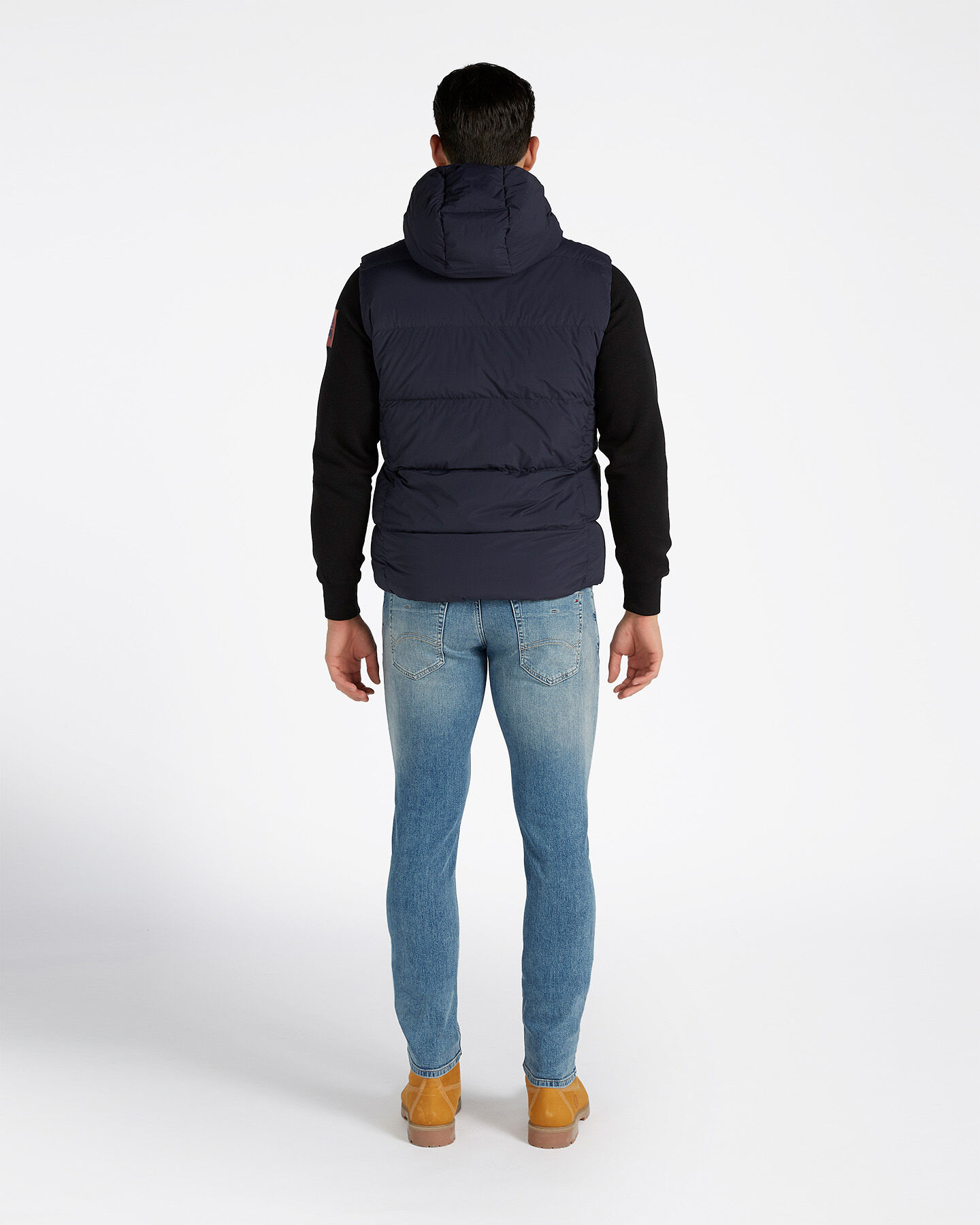 Gilet BEST COMPANY HOODIE M S4069322 scatto 2