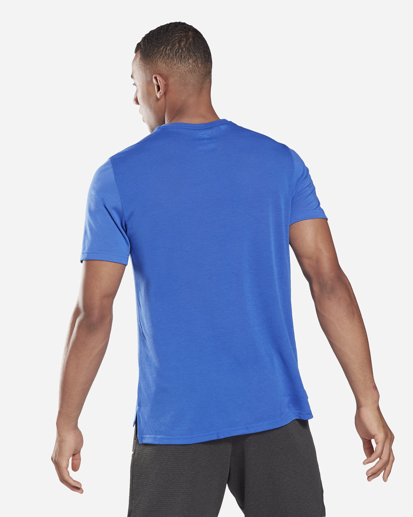 T-Shirt training REEBOK WORKOUT GRAPHIC M S5280252 scatto 3