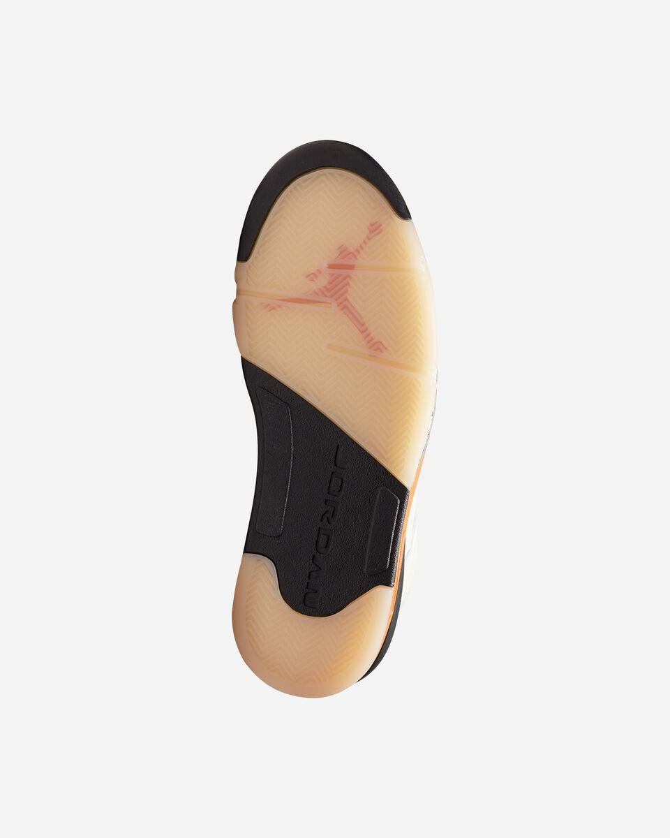 Scarpe sneakers NIKE AIR JORDAN 5 RETRO M S5331188 scatto 2