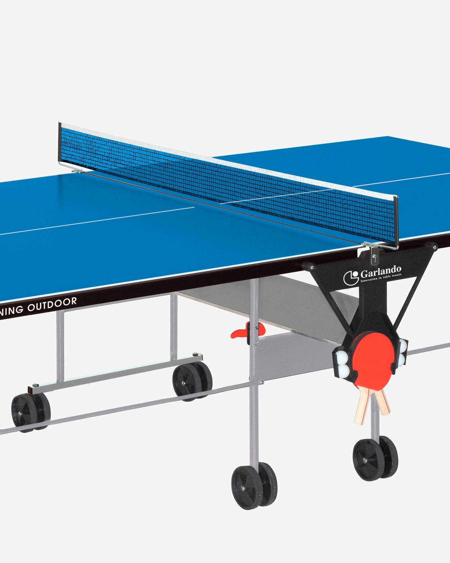 Tavolo ping pong GARLANDO TRAINING OUTDOOR S1222908|N.D.|UNI scatto 1