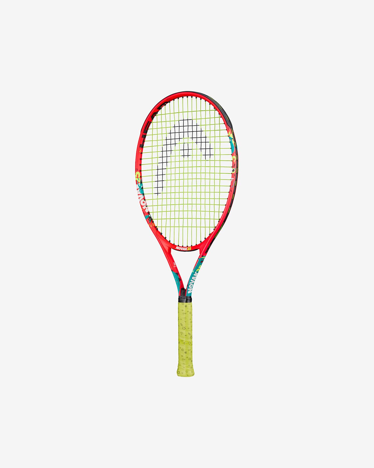 Racchetta tennis HEAD NOVAK 25 JR S5220900 UNI SC06 scatto 0