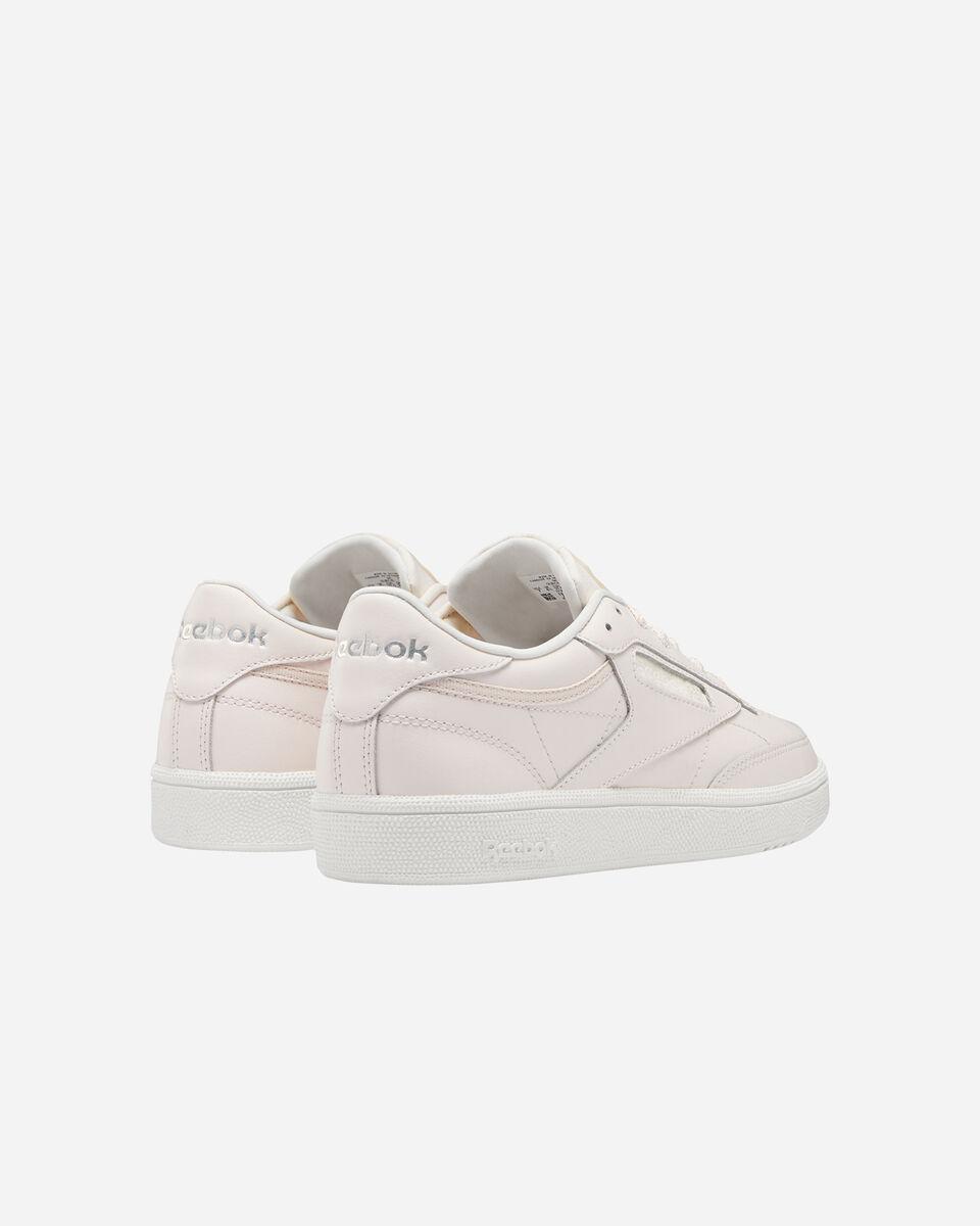 Scarpe sneakers REEBOK CLUB C 85 W S5080906 scatto 2