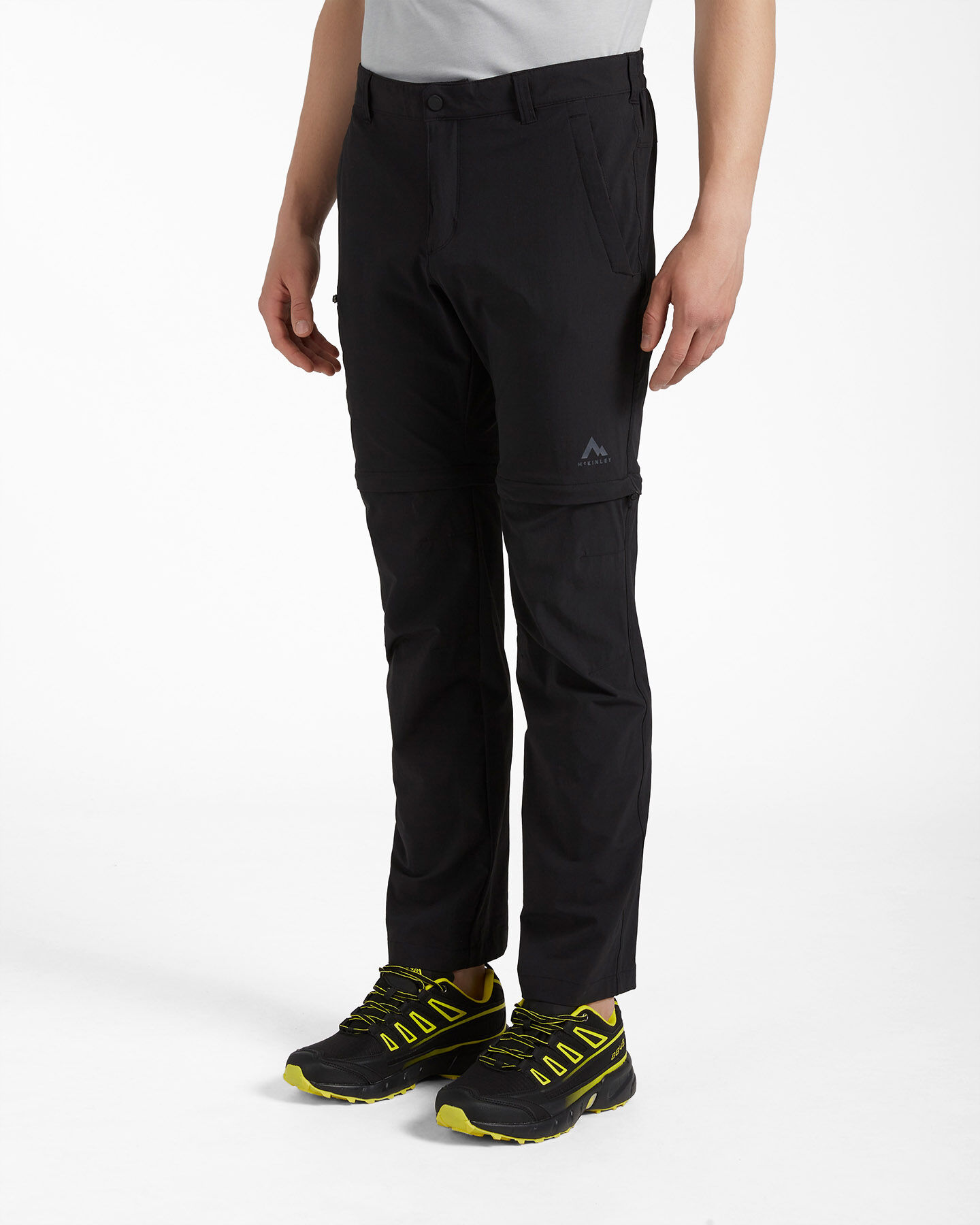 Pantalone outdoor MCKINLEY MALIK M S2004401 scatto 2