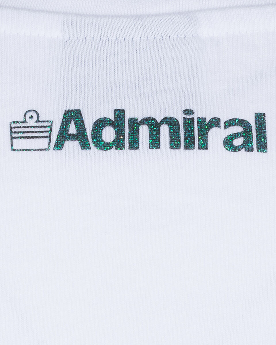 T-Shirt ADMIRAL BASIC JR S4075964 scatto 2