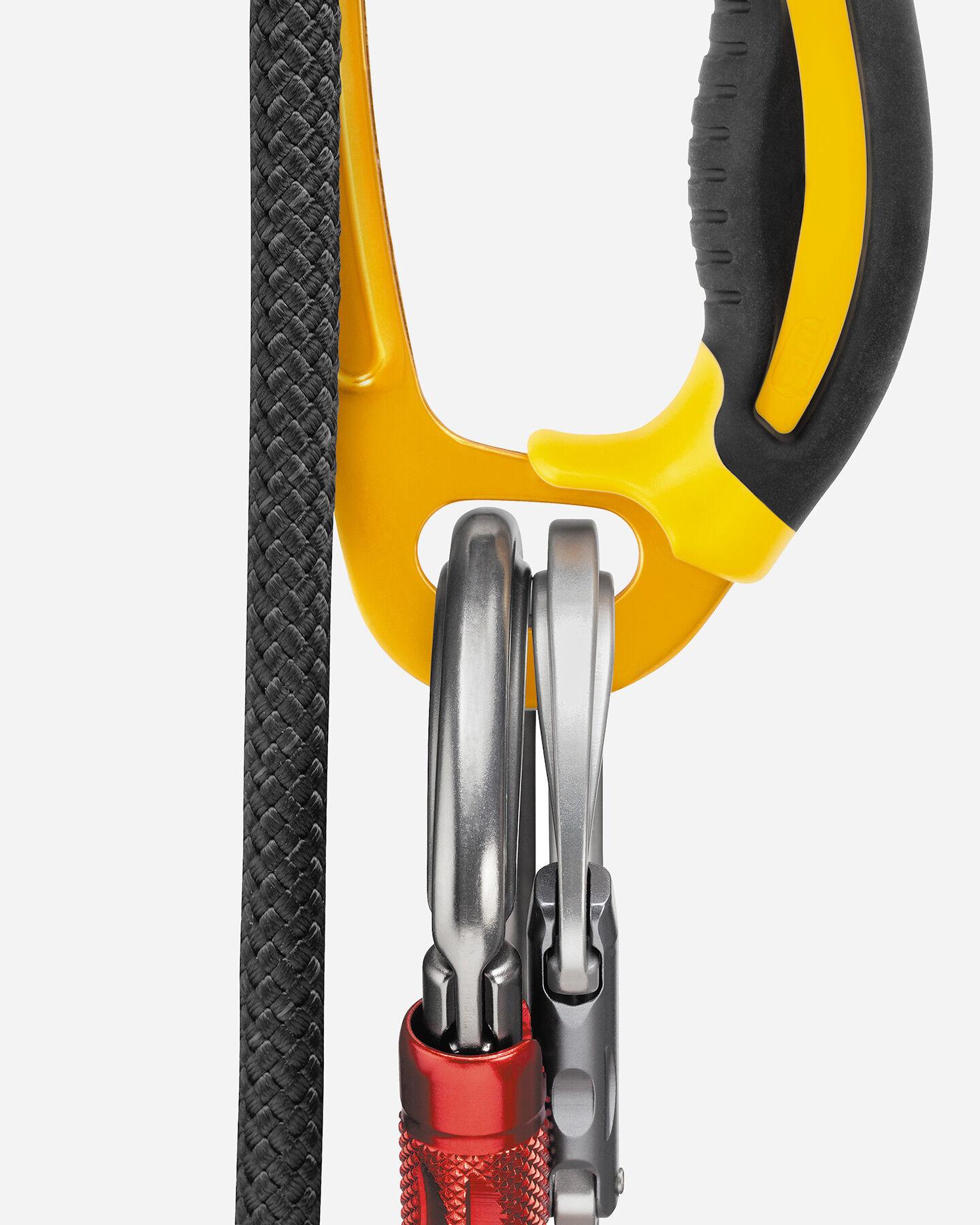 Accessorio arrampicata PETZL MANIGLIA PETZL ASCENSION DX B17ARA S1147024|9999|UNI scatto 4