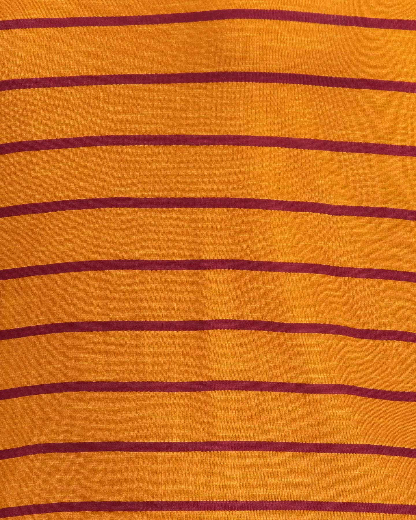 T-Shirt MISTRAL STRIPES W S4087792 scatto 2
