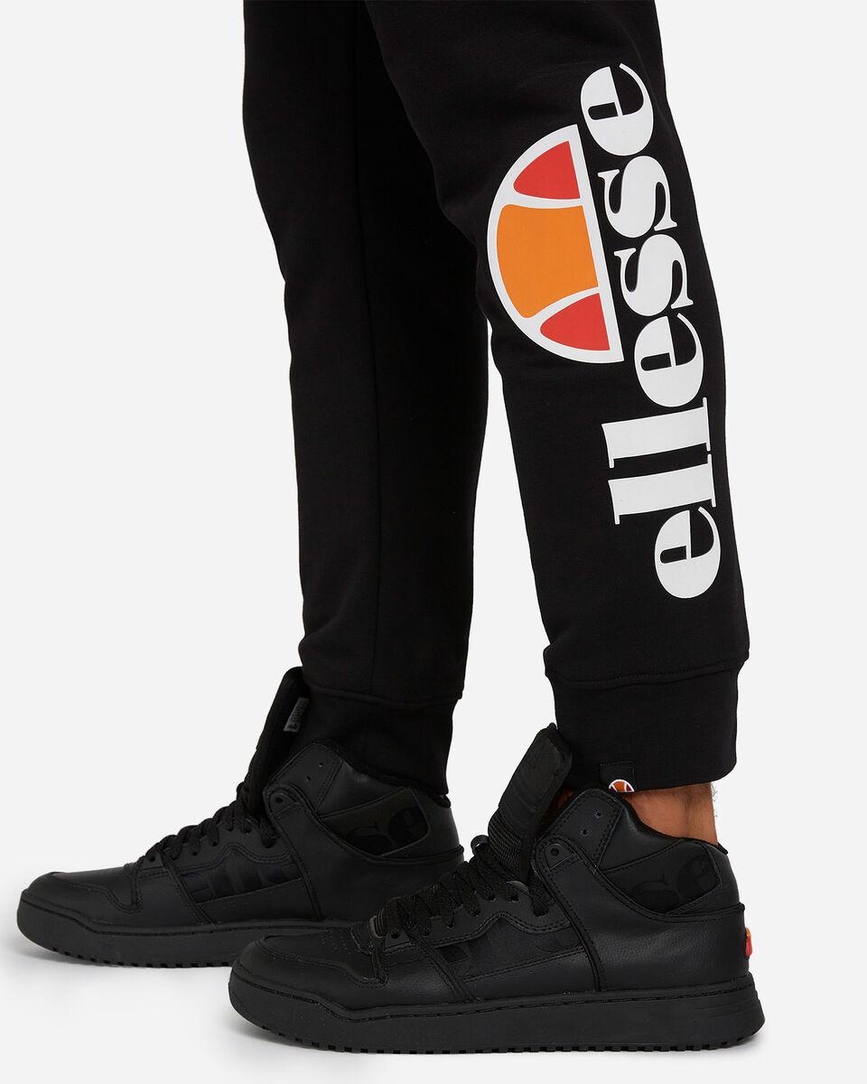 Pantalone ELLESSE LOGO HERITAGE M S4081248 scatto 3