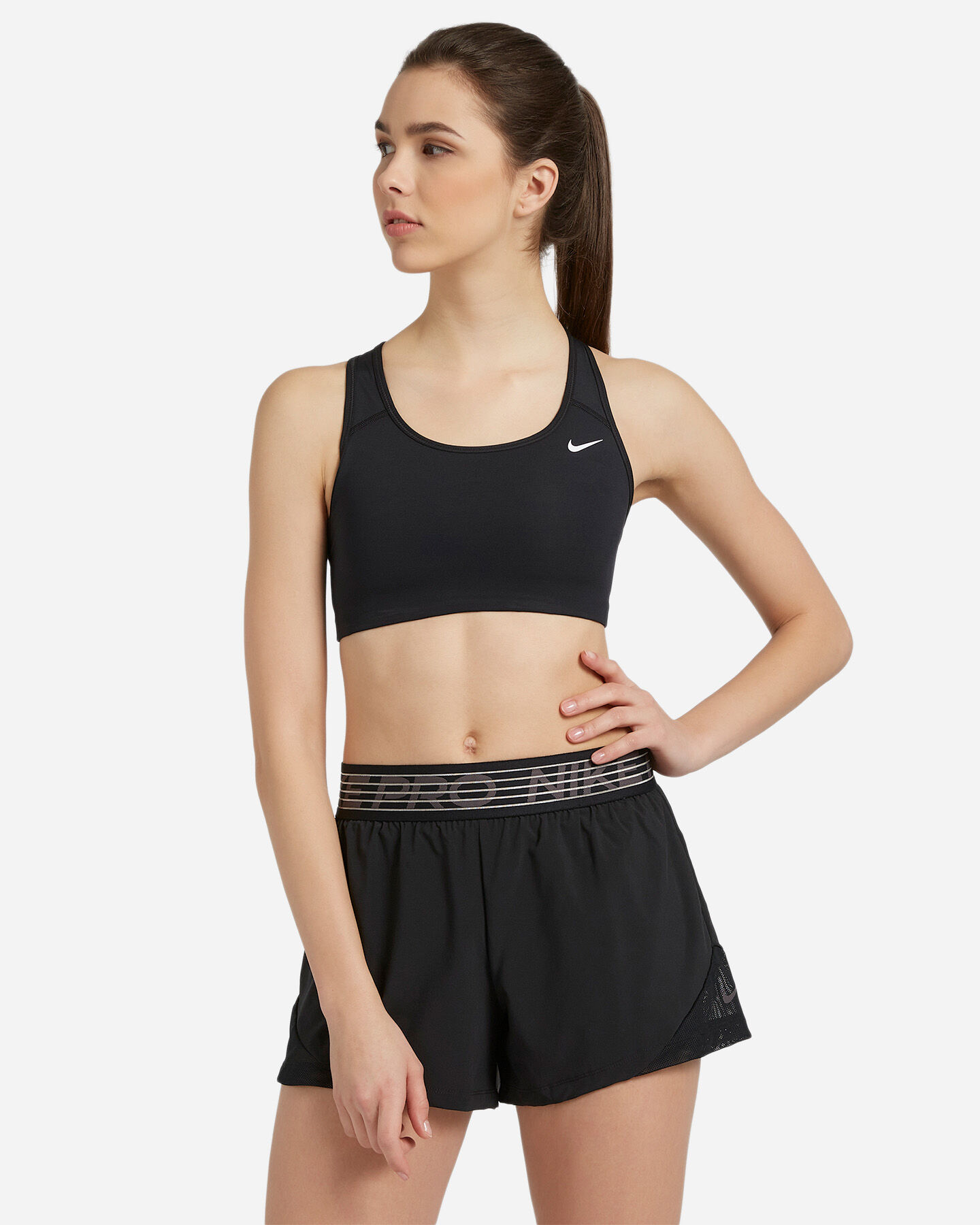 Bra training NIKE SWOOSH CLASSIC W S5163081 scatto 0