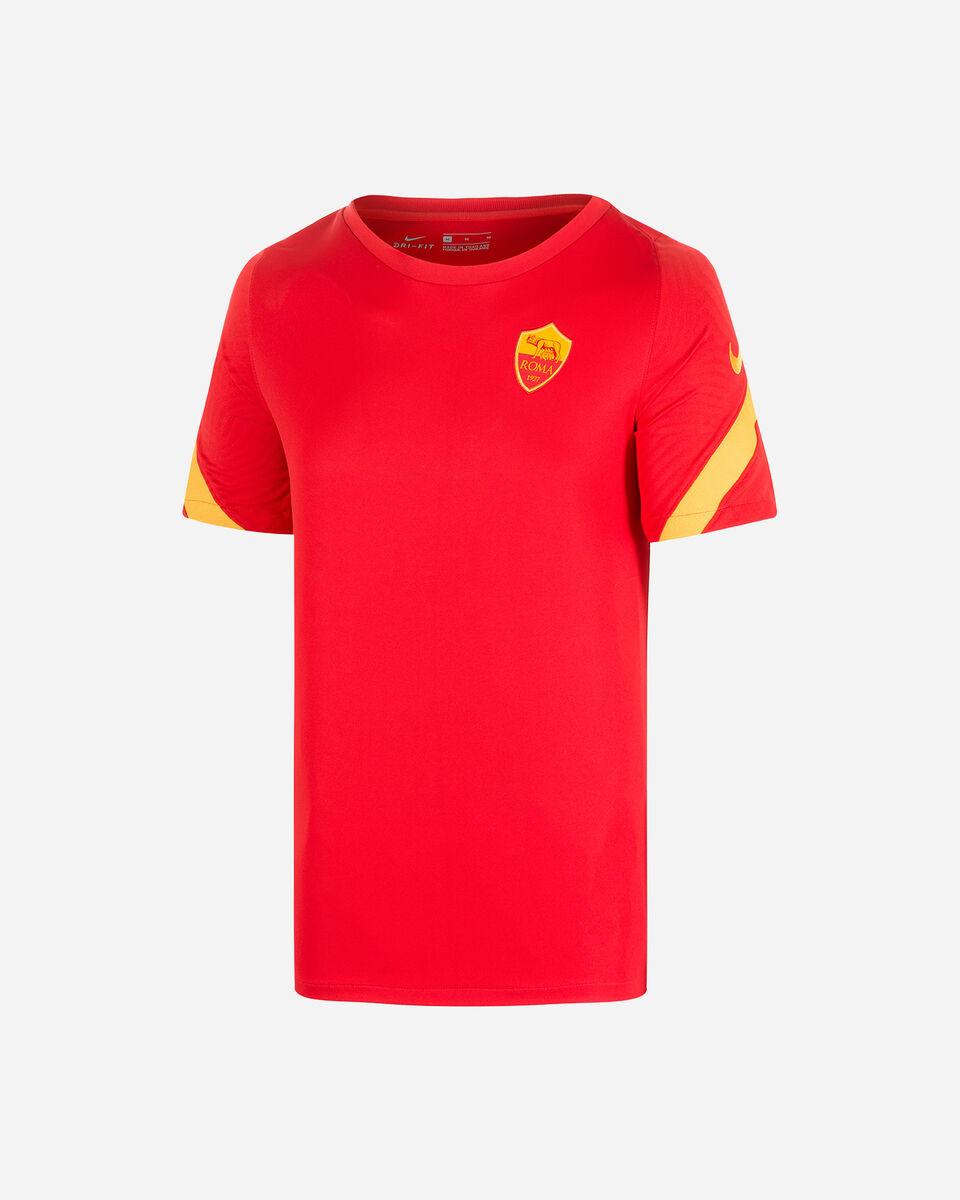 Abbigliamento calcio NIKE ROMA TRAINING 20-21 M S5195501 scatto 0