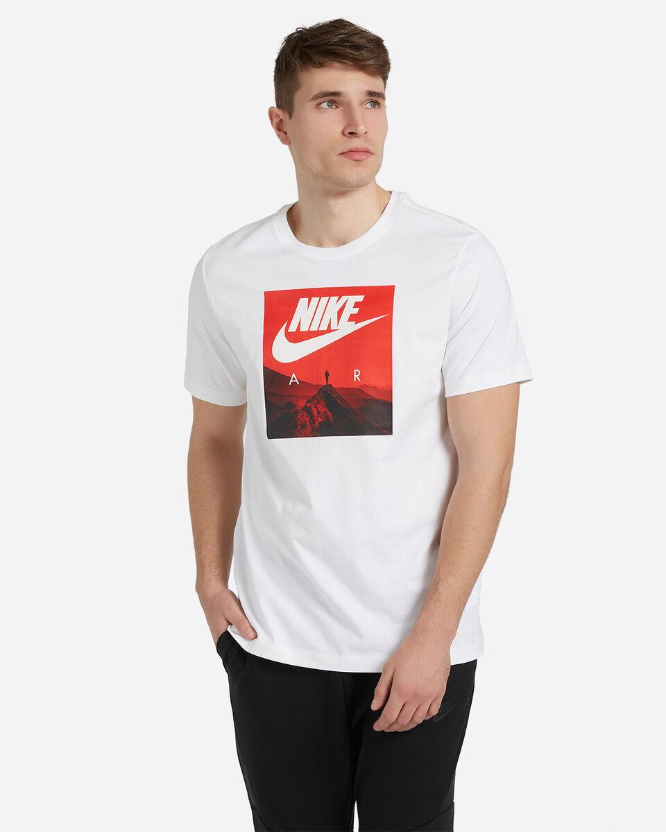 T-Shirt NIKE AIR PHOTO M S5164801 scatto 0