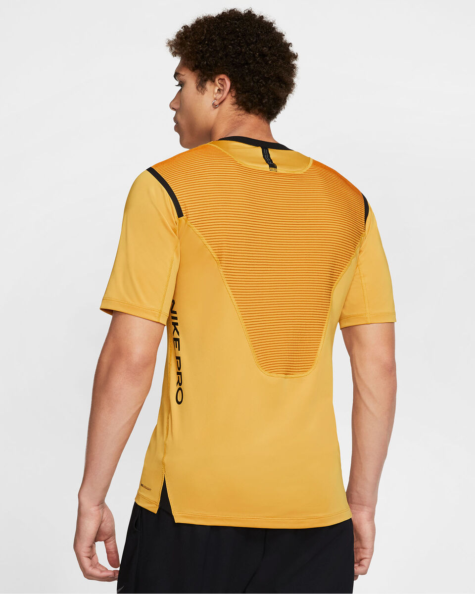 T-Shirt training NIKE PRO AEROADAPT M S5163142 scatto 2