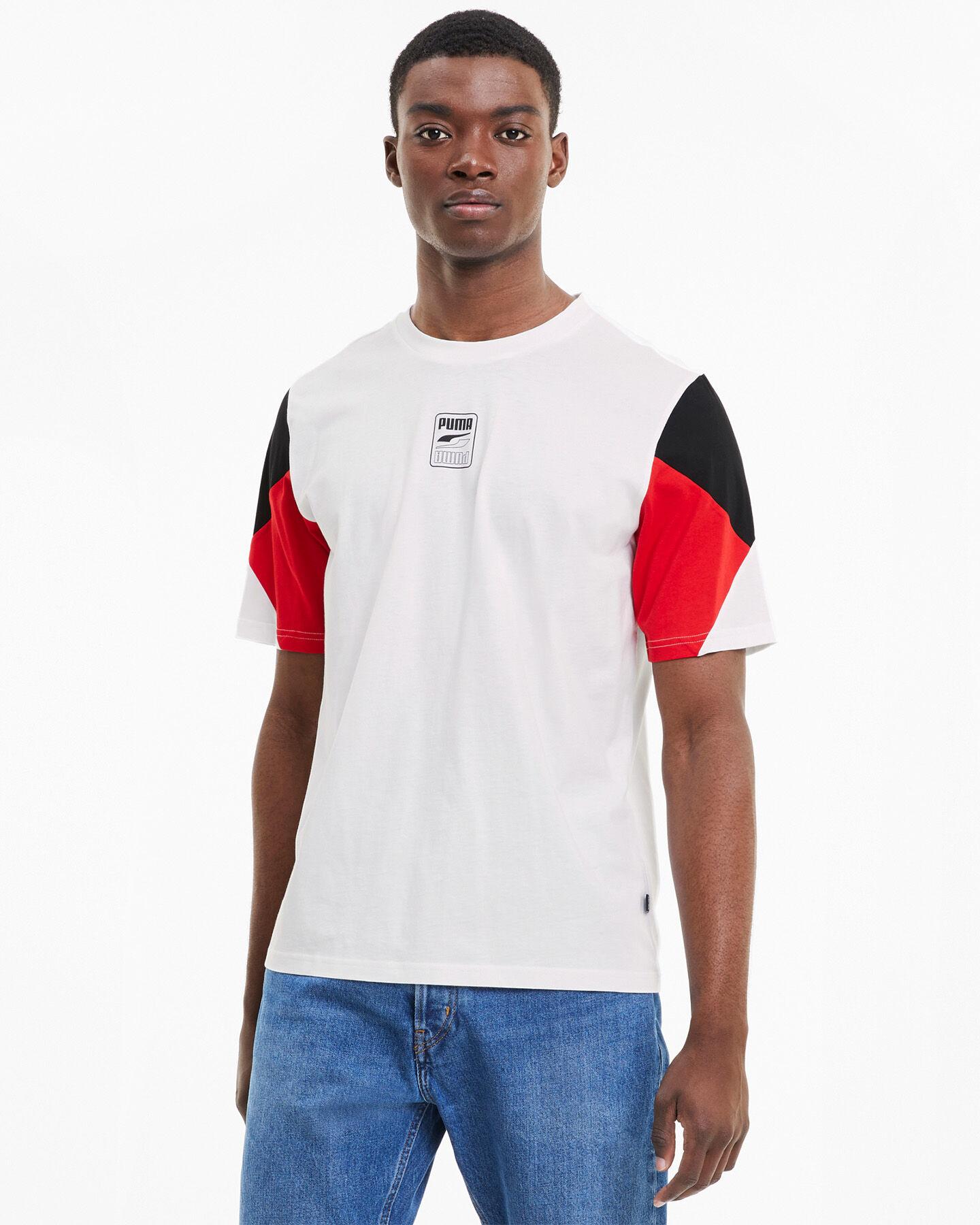 T-Shirt PUMA REBEL ADVANCED M S5235149 scatto 5