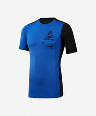 FITNESS uomo REEBOK GRAPHIC COMPRESSION M