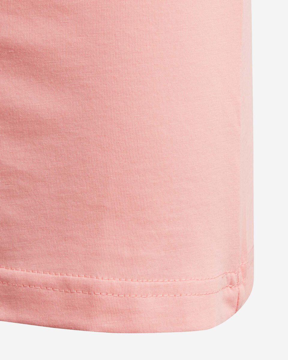 T-Shirt ADIDAS ESSENTIALS LINEAR JR S5211409 scatto 4