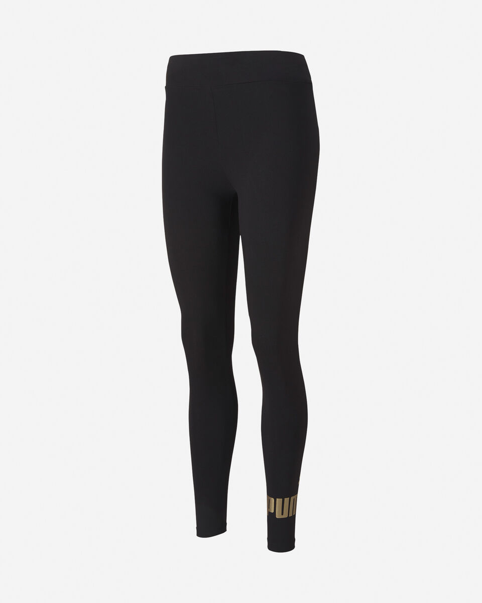 Leggings PUMA JSTRETCH LOGO FOIL W S5040858 scatto 0