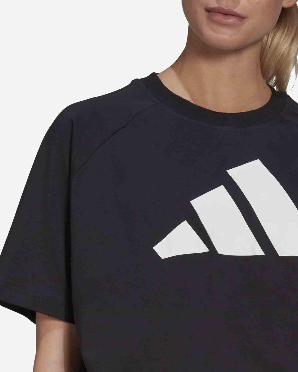 T-Shirt ADIDAS LOGO W S5275229 scatto 4
