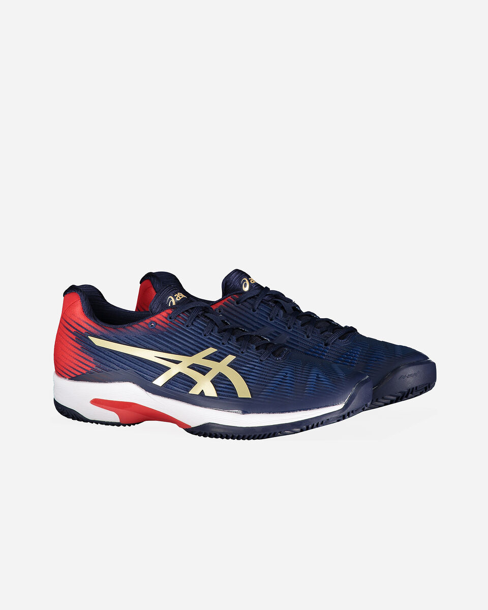 Scarpe tennis ASICS SOLUTION SPEED FF CLAY M S5159440 scatto 1