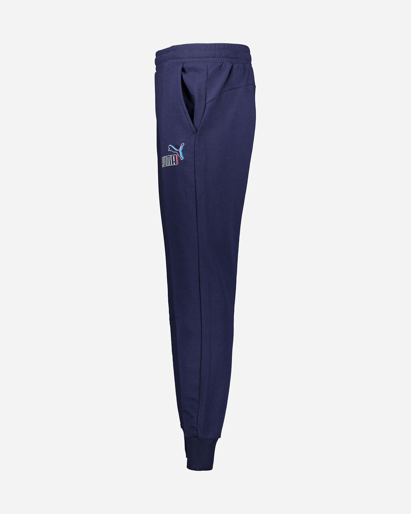 Pantalone PUMA CORE BLANK BASE CLOSED M S5339790 scatto 1