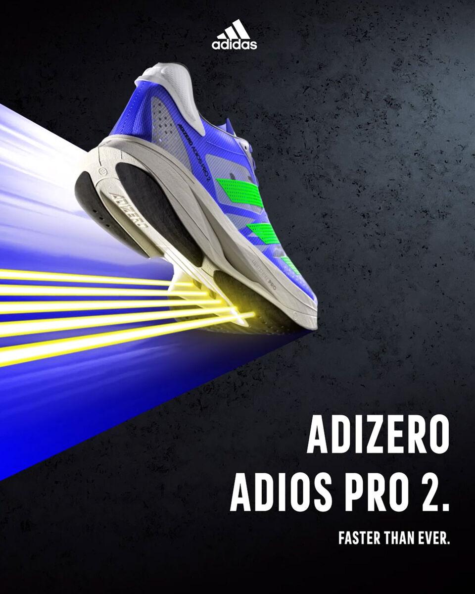 Scarpe running ADIDAS ADIZERO ADIOS PRO 2.0 M S5330696 scatto 5