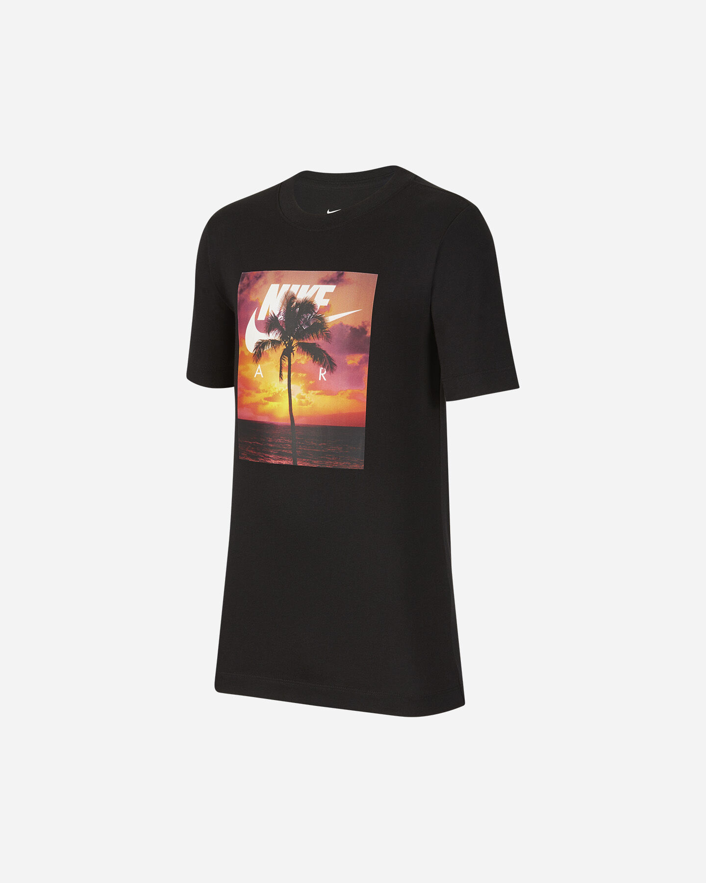 T-Shirt NIKE PHOTO PALM JR S5270258 scatto 0