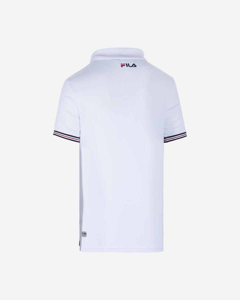 Polo tennis FILA TENNIS M S4075796 scatto 1