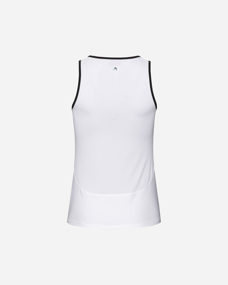 T-Shirt tennis HEAD PERFORMANCE W S5304135 scatto 1
