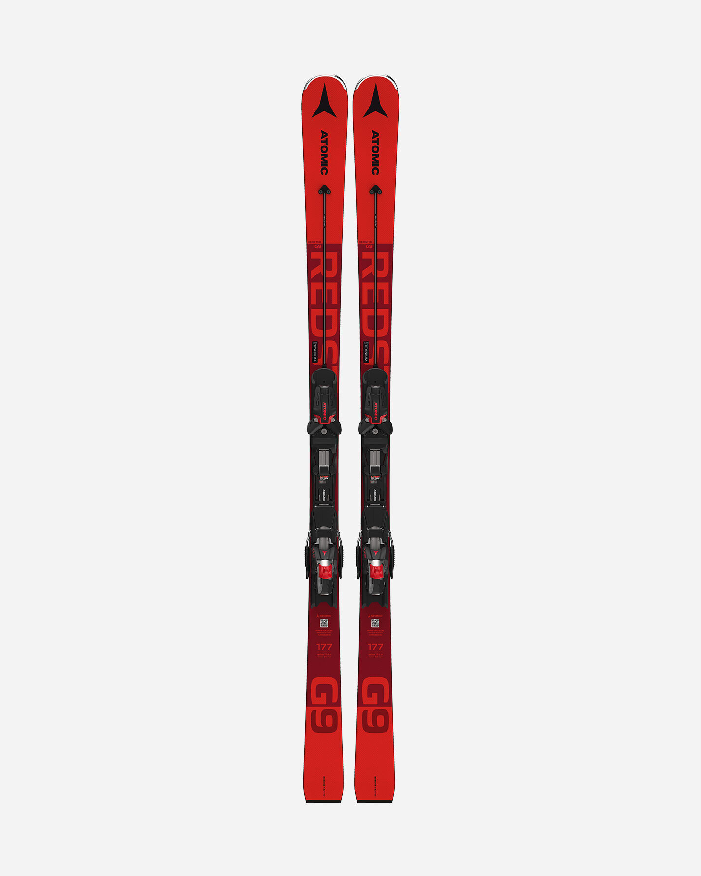 Sci ATOMIC REDSTER G9 + X 12 TL GW AASS02376 S5253190 scatto 1