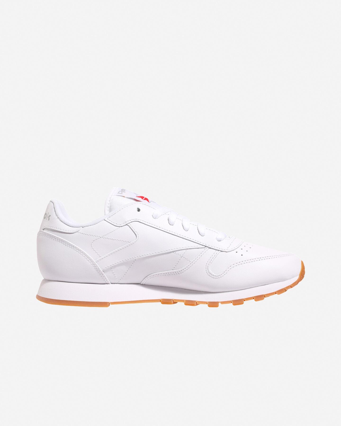 Scarpe sneakers REEBOK CLASSIC LEATHER W S0295670 scatto 0