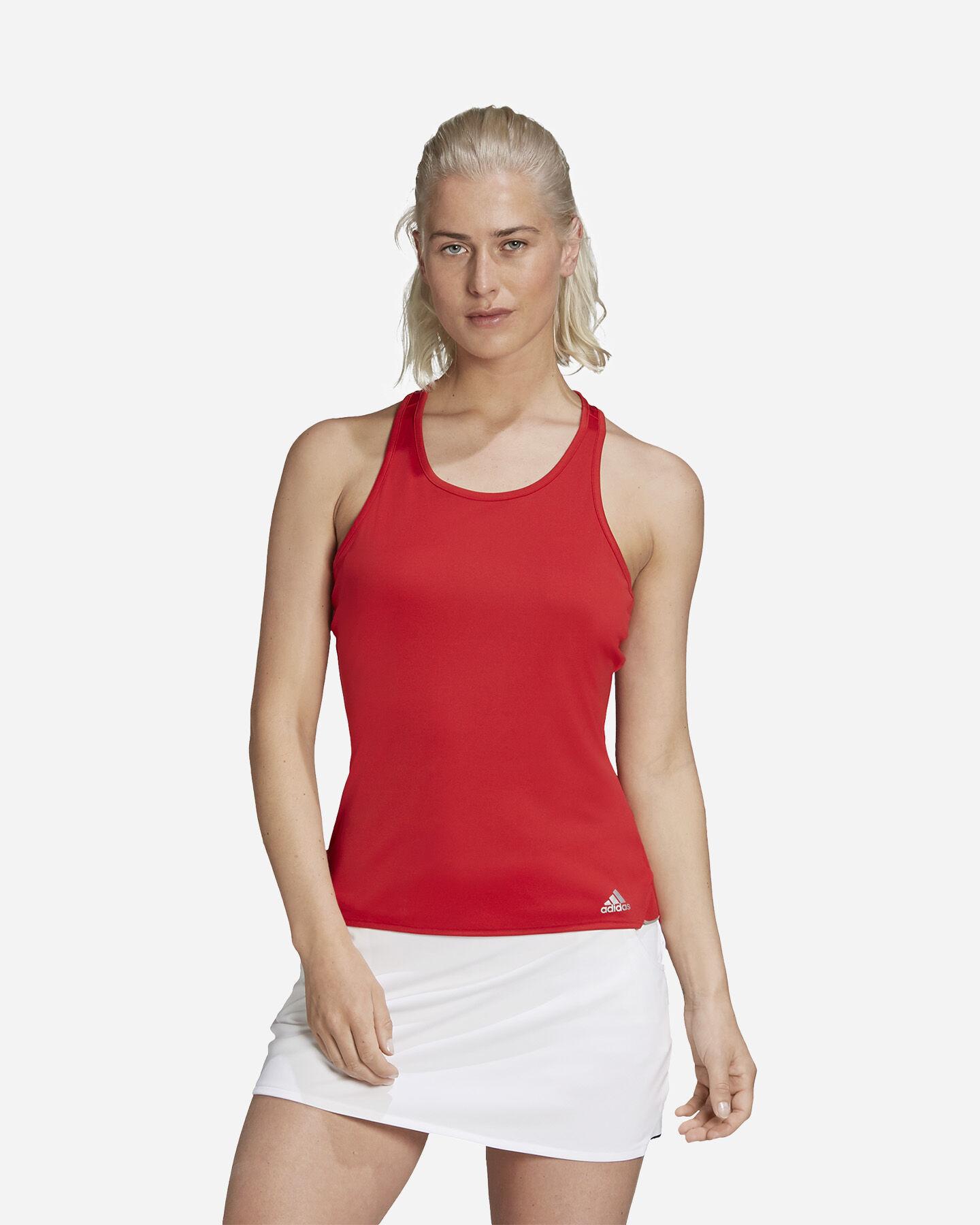 T-Shirt tennis ADIDAS CLUB W S5218473 scatto 2