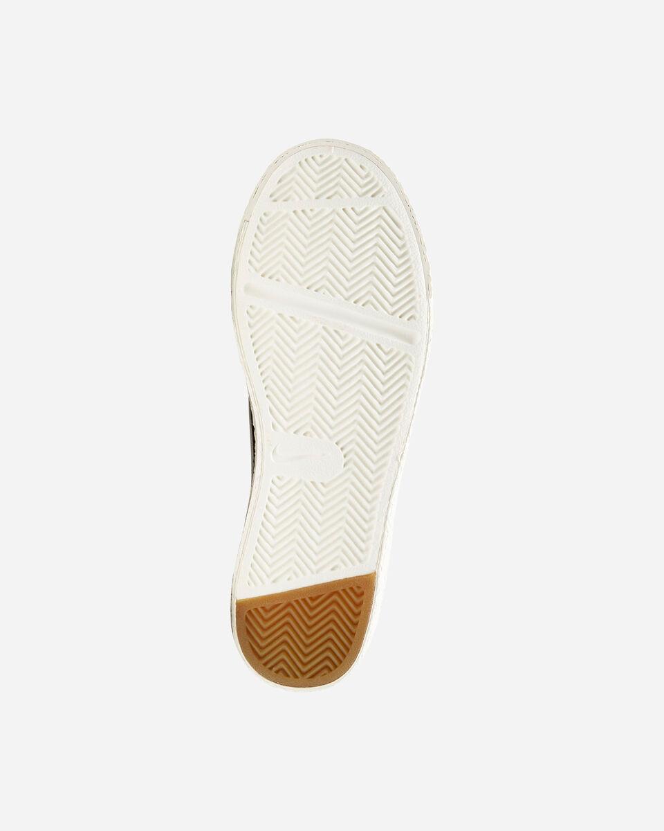 Scarpe sneakers NIKE BLAZER LOW JR GS S5230942 scatto 2