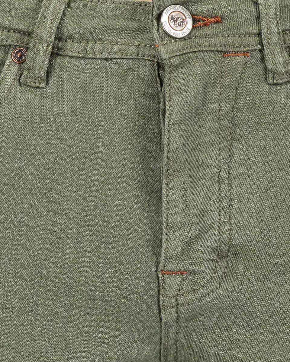 Jeans COTTON BELT 5TS SLIM M S5182783 scatto 3