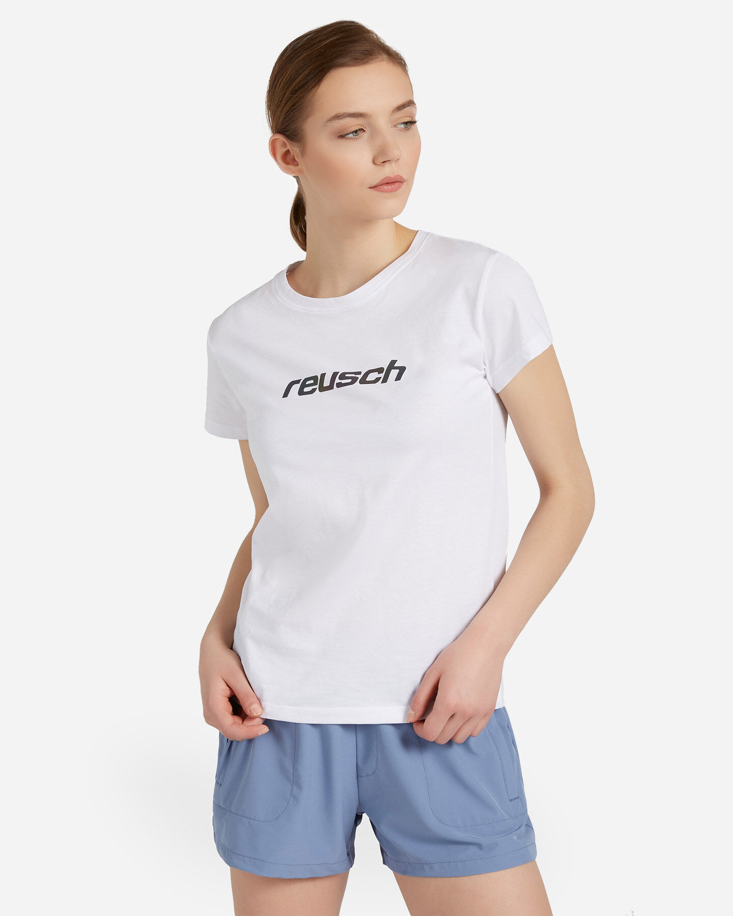 T-Shirt REUSCH LOGO W S4087258 scatto 0