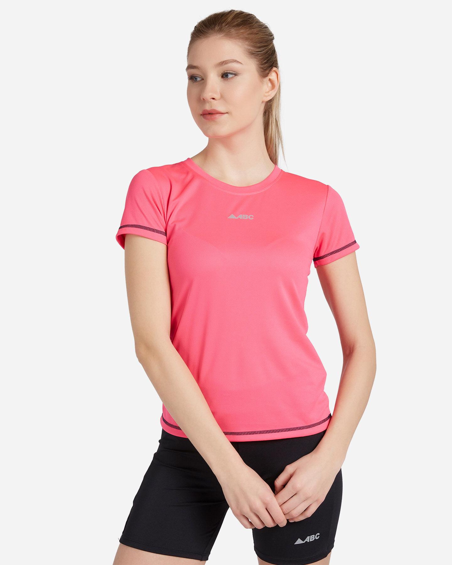 T-Shirt running ABC RUN W S4088091 scatto 0