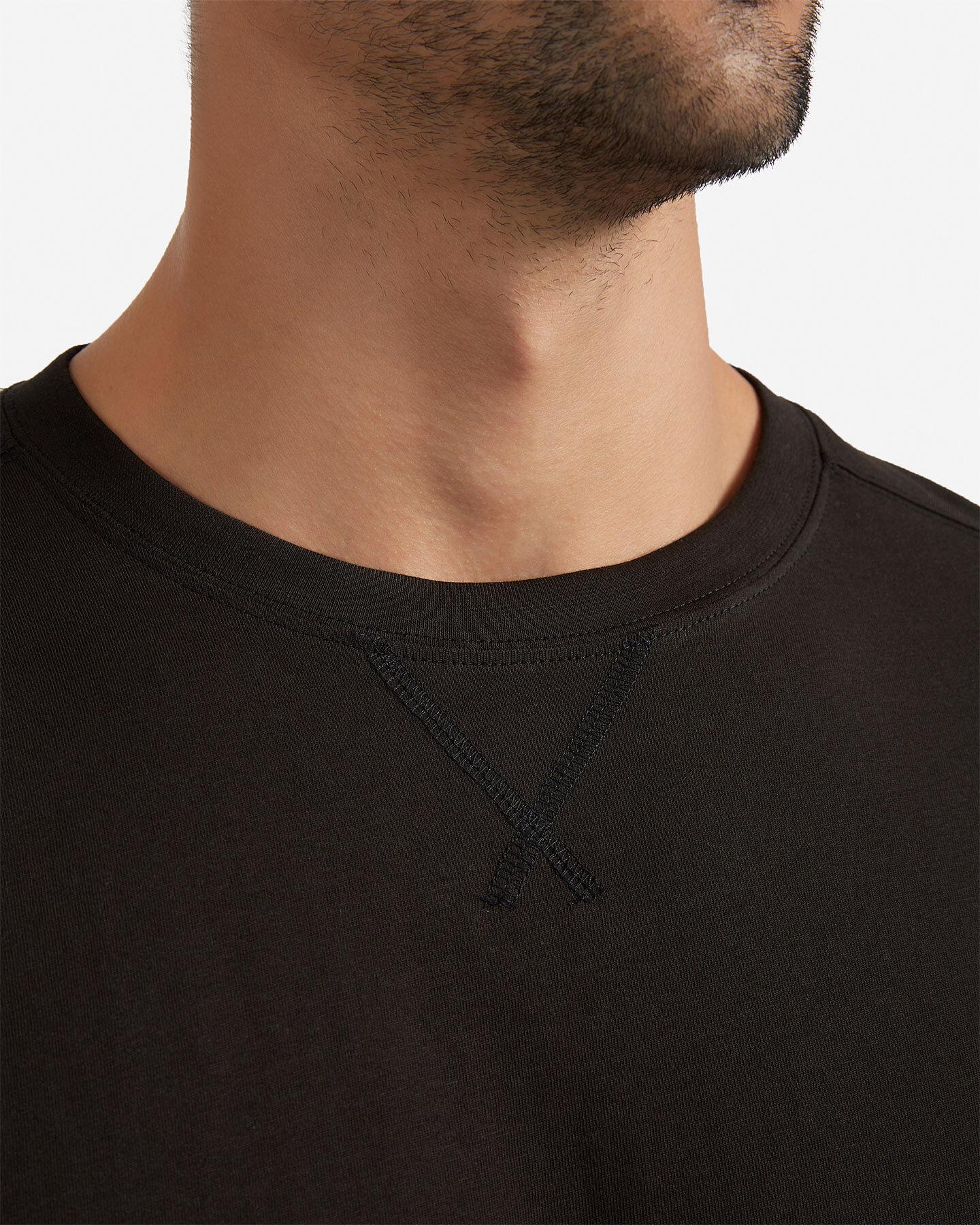 T-Shirt ABC GIROCOLLO M S4030755 scatto 4