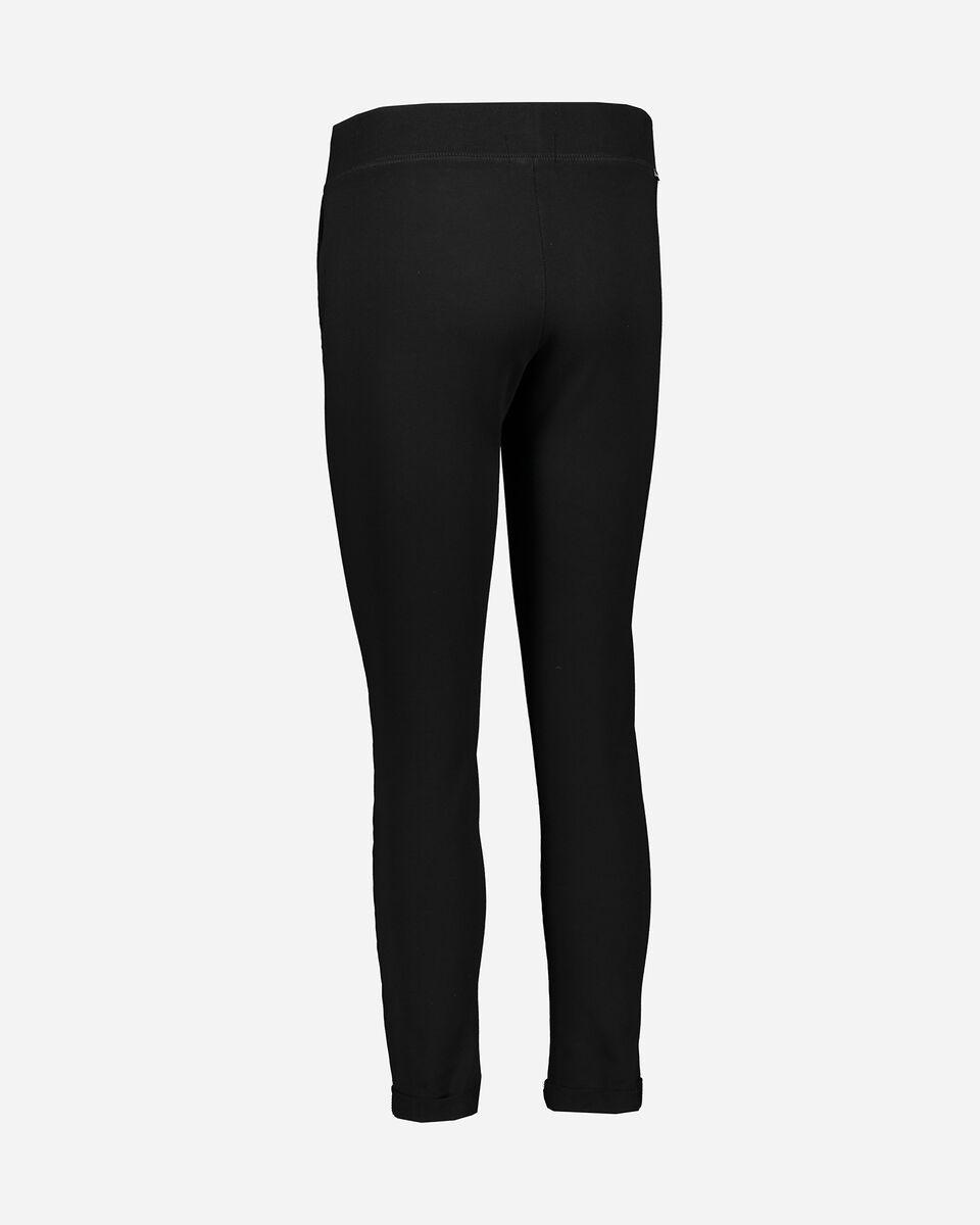 Pantalone CONVERSE LOGO CLASSIC W S5181155 scatto 2