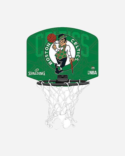 Canestro tabellone basket SPALDING BOSTON CELTICS JR