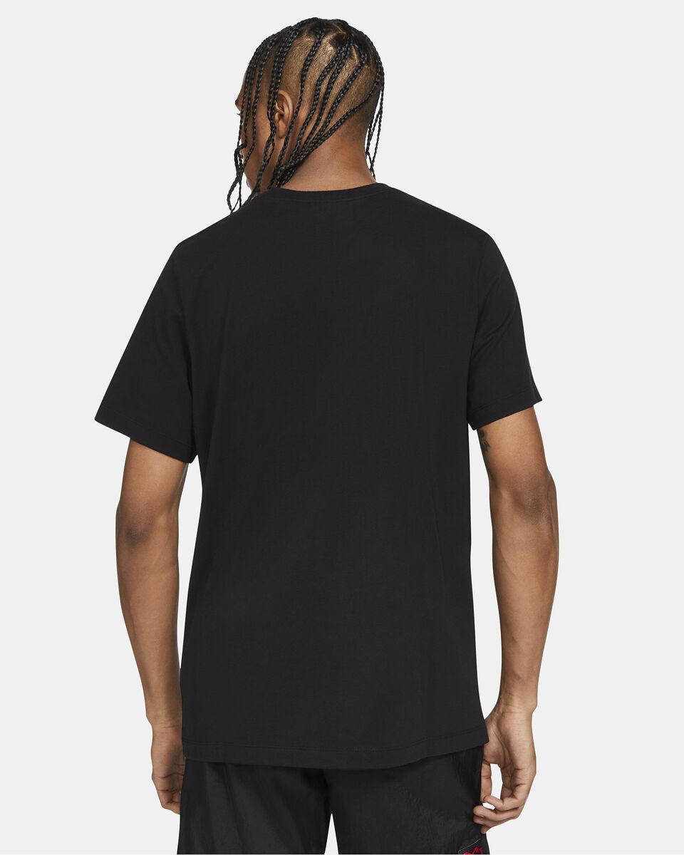 T-Shirt NIKE JORDAN JUMP AIR HBR4 M S5270867 scatto 3