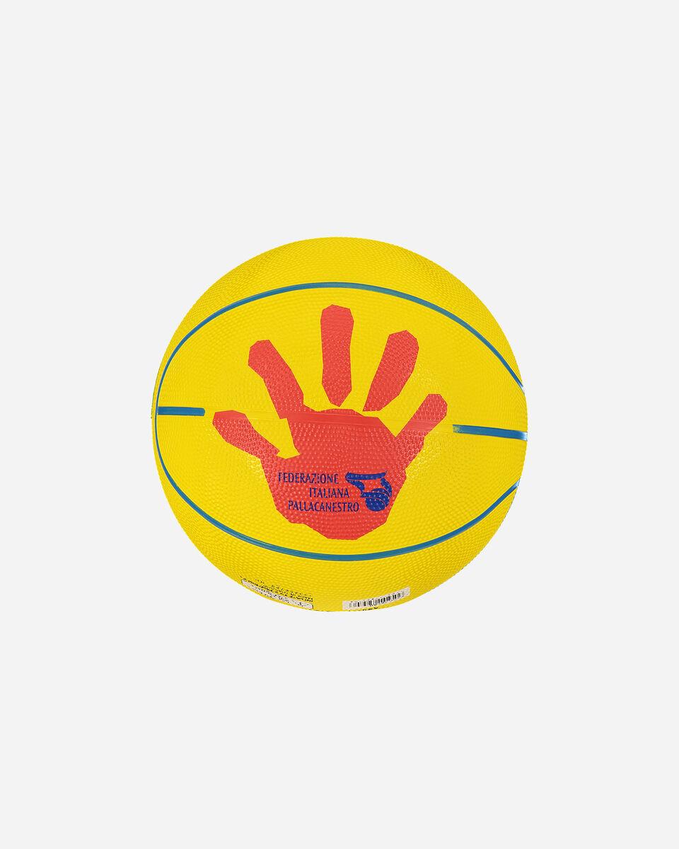 Pallone basket MOLTEN EASY BASKET S1262942|1|UNI scatto 1