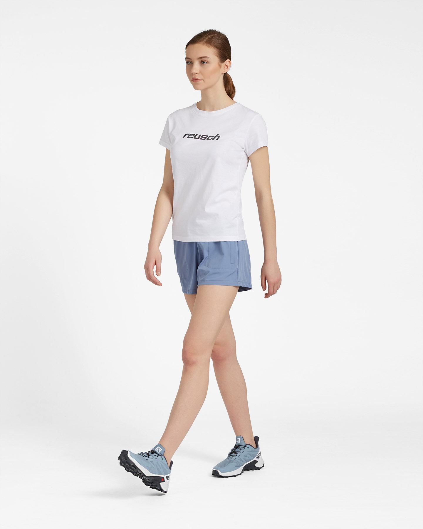 T-Shirt REUSCH LOGO W S4087258 scatto 3